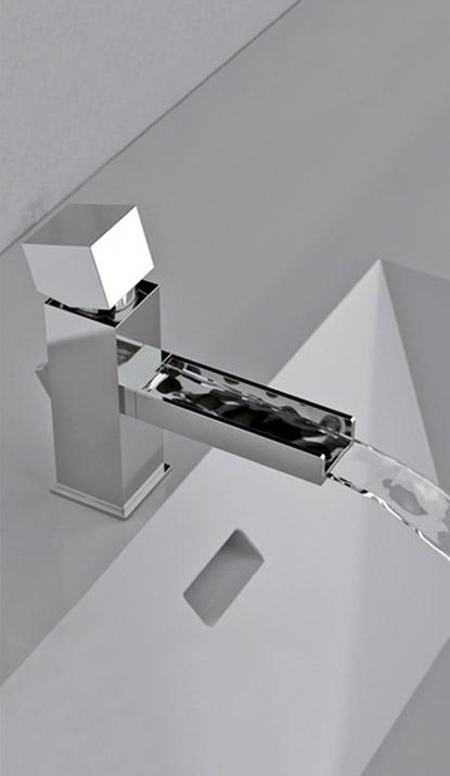 cubewaterfall armatur